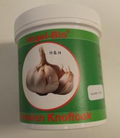Gemalen knoflook 250 gram