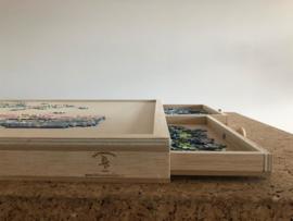Puzzel tafel groot