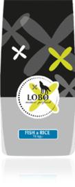 Lobo Fish & Rice zak 5 kg