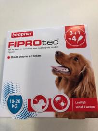 FIPROTec hond 10 kg - 20 kg