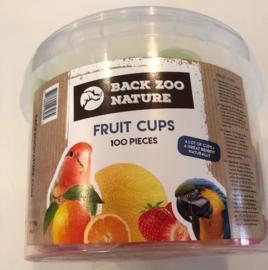 Fruit cups 100 stuks