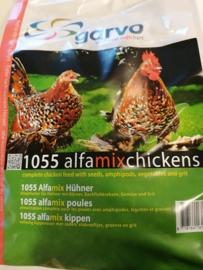 105540  Alfamix  kippen 4 kg