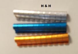 knijpringen 6 mm (staaf 10 stuks)