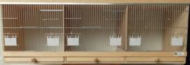 Kooi 6 Zelfbouw / Prefab 50 cm hoog