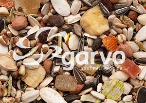 Garvo Papegaaienvoer met fruit & noot 2,5 kg