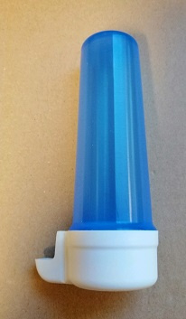 Nieuw! Fontein hoog 100 cc blauw