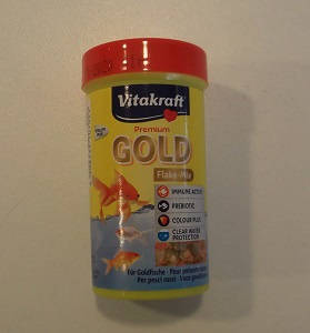 Vitakraft premium gold flake mix