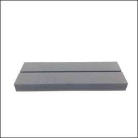 Kaart houder-zwart-20 cm