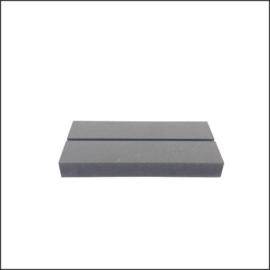 Kaart houder-zwart-15 cm