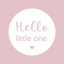 Little one (roze)