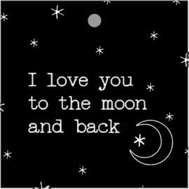 Love, Moon and back