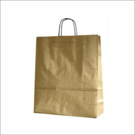 Kraft tas goud middel