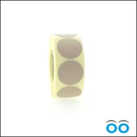 Rond 35 mm kraft (bruin)