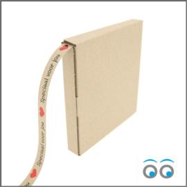 Papierband speciaal voor jou