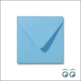 blauw 14 x 14 cm