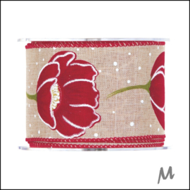 tulp lint-red