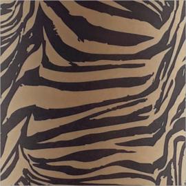 Zebra papier kraft
