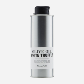 Nicolas Vahé, virgin olive oil with white truffle