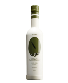 Greenolia organic 500ml bottle