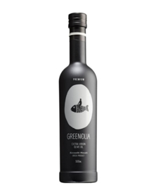 Greenolia premium 500ml bottle