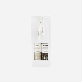 Nicolas Vahé - Gift Bag, Salt - The Secret Blend, 320 g. & Pepper Mix, 140 g.