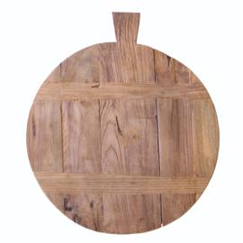 HKliving, Broodplank gemaakt van reclaimed teak.