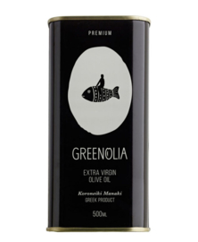 Greenolia premium 500ml tin