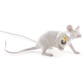 Seletti-Mouse lamp liggend