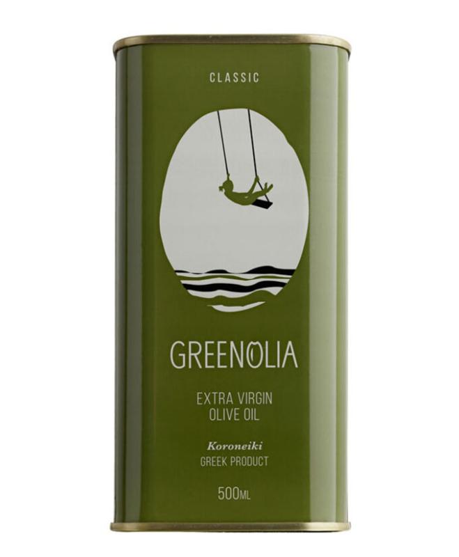 Greenolia Classic 500ml tin