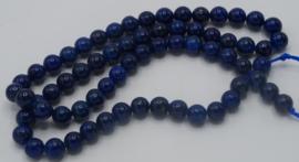 Lapis lazuli rond 6mm