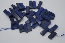 Lapis lazuli rechthoek