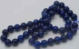 Lapis lazuli rond 8mm