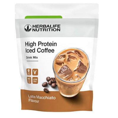 High Protein Iced Coffee 308 g