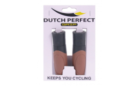 Dutch Perfect Bruine handvatten 215 Comfort 120mm