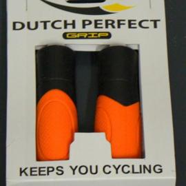 Dutch Perfect Oranje handvatten 215 Comfort 120mm