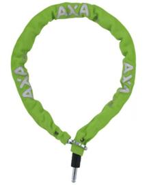 Insteekketting groen AXA 100 cm