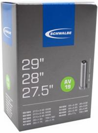 Schwalbe binnenband 27.5/29 x 1.5/2.4 (40/62-584/635) AV 40 mm