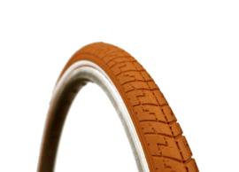 Bruine buitenband 40-622 (28 x 1 5/8 x 1 1/2)