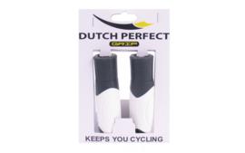Dutch Perfect Witte handvatten 215 Comfort 120mm
