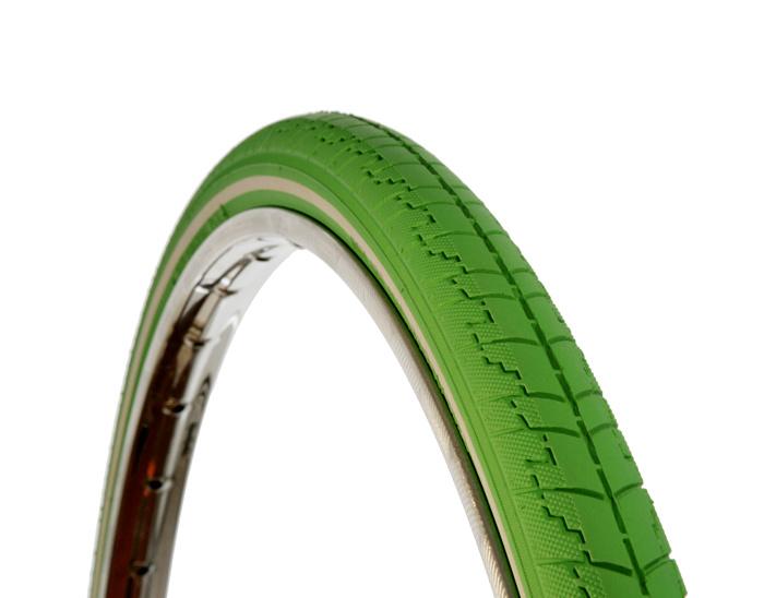 Dutch Perfect groene buitenband 40-635 (28 x 1 1/2)