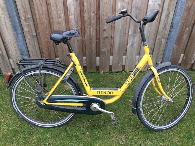Oude fiets