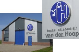 Installatiebedrijf Van der Hoop, Holwerd