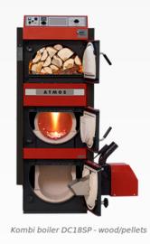 Atmos combiketels hout/pellets