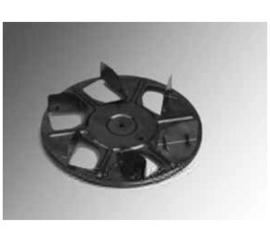 Ventilator waaier, groot, 175 mm