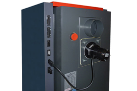 Pellet ketel - D15 PX compleet