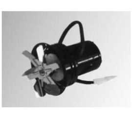 Ventilator motor voor Atmos ketels