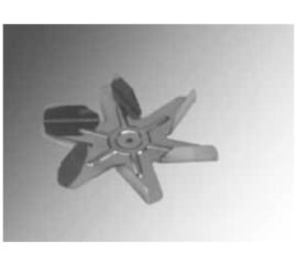 Ventilator waaier, klein, 150mm