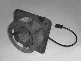 Ventilator motor UCJ4C102 (J22RR552)