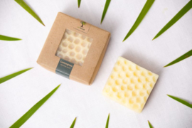 Last Forest Edge Beeswax Soap Lemongrass set van 2