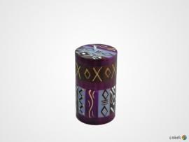 Nobunto Giftbox met 1 grote ronde stompkaars Kabisa